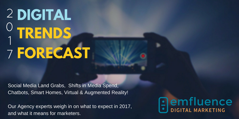 2017 Digital Trends And Predictions